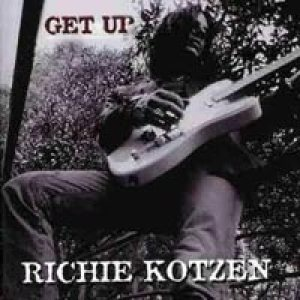 Richie Kotzen - Get Up cover art