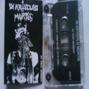 In Articulo Mortis - At That Moment cover art