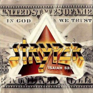Stryper - In God We Trust cover art