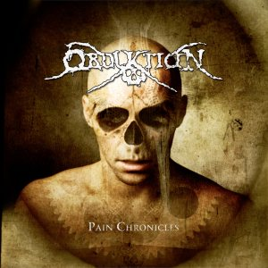 Obduktion - Pain Chronicles cover art