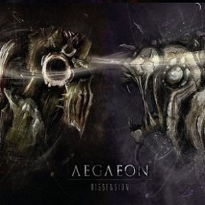 Aegaeon - Dissension cover art