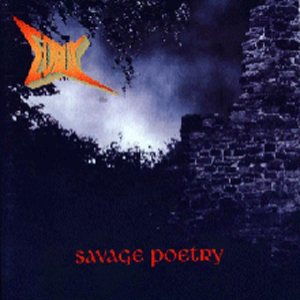 Edguy - Savage Poetry cover art