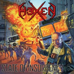 HeXeN - State of Insurgency cover art