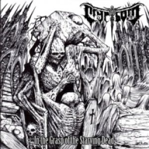 Cryptborn - In the Grasp of the Starving Dead cover art