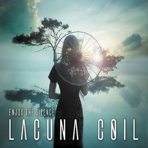 Lacuna Coil - Enjoy the Silence cover art