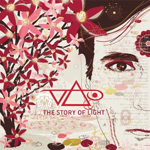 Steve Vai - The Story of Light cover art