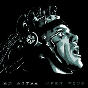 Ad Astra - Open Wide cover art