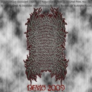 55Gore - Demo 2009 cover art