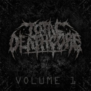 Various Artists - Total Deathcore Volume 1 cover art