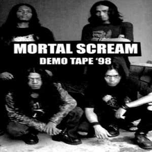 Mortal Scream - Demo Tape '98 cover art