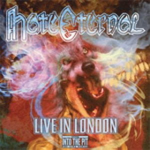 Hate Eternal - Live in London cover art