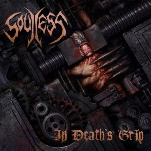 Soulless - In Death's Grip cover art