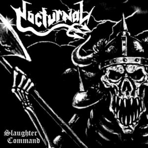 Nocturnal - Slaughter Command cover art