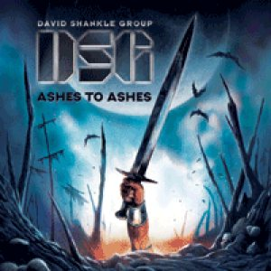 David Shankle Group - Ashes to Ashes cover art