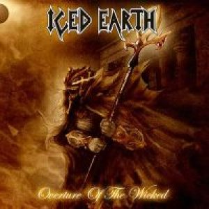 Iced Earth - Overture of the wicked cover art