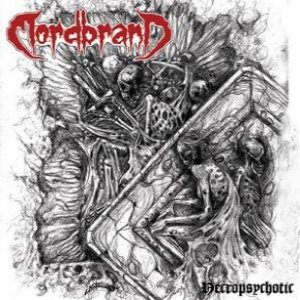 Mordbrand - Necropsychotic cover art