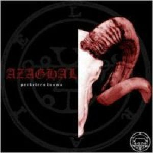 Azaghal - Perkeleen Luoma cover art