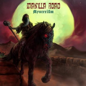 Manilla Road - Mysterium cover art