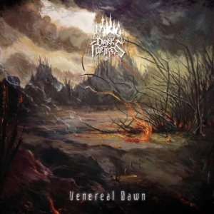 Dark Fortress - Venereal Dawn cover art