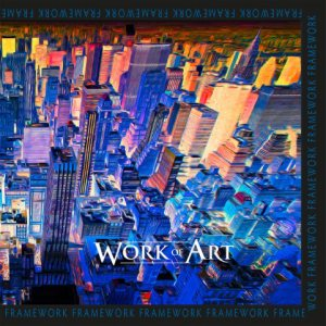 Work Of Art - Framework cover art