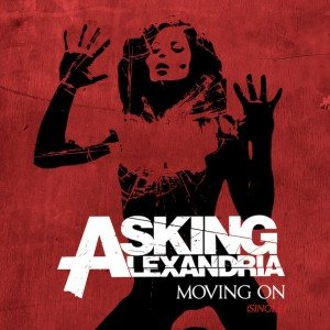 Asking Alexandria - Moving On cover art