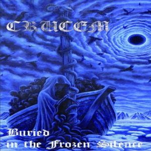 Crucem - Buried in the Frozen Silence cover art