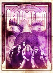Pentagram - All Your Sins: Video Vault cover art