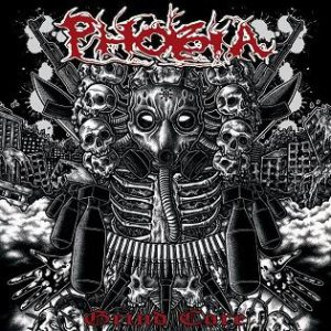 Phobia - Grind Core cover art