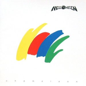 Helloween - Chameleon cover art