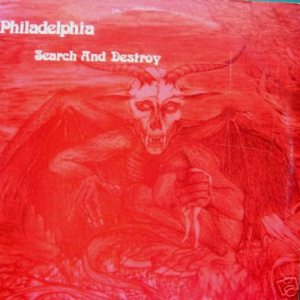Philadelphia - Search and Destroy cover art