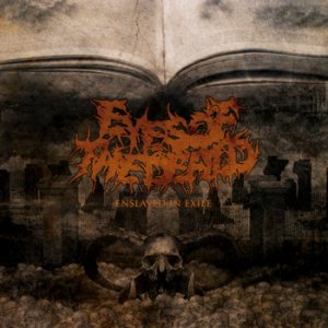 Eyes of the Defiled - Enslaved in Exile cover art