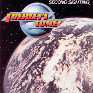 Frehley's Comet - Second Sighting cover art
