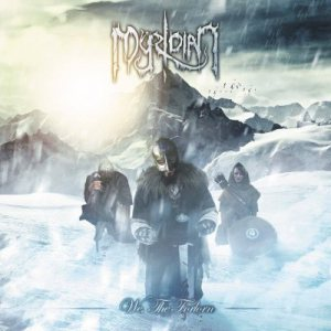 Myridian - We, the Forlorn cover art