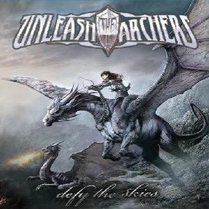 Unleash the Archers - Defy the Skies cover art