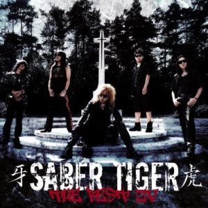 Saber Tiger - The Best of cover art
