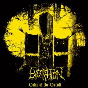 Execration - Odes of the Occult cover art