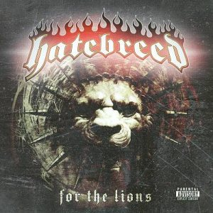 Hatebreed - For the Lions cover art