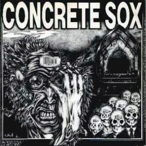 Concrete Sox - No World Order cover art