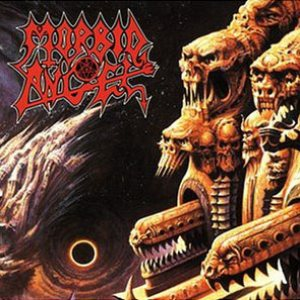 Morbid Angel - Gateways to Annihilation cover art