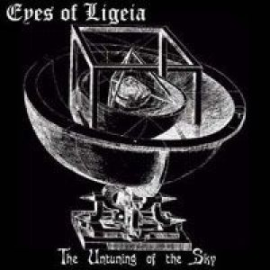 Eyes of Ligeia - The Untuning of the Sky cover art