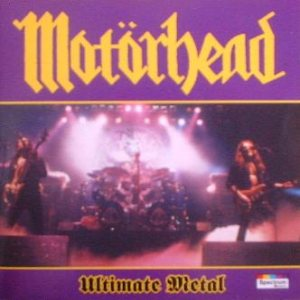 Motorhead - Ultimate Metal cover art