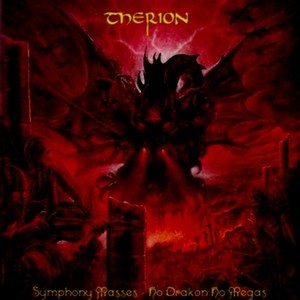 Therion - Symphony Masses: Ho Drakon Ho Megas cover art