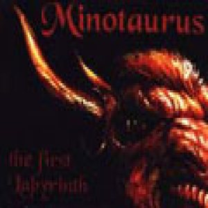 Minotaurus - The First Labbyrinth cover art