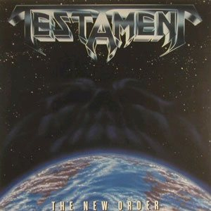 Testament - The New Order cover art