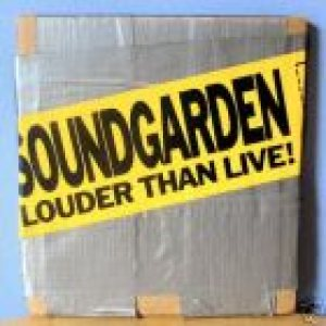 Soundgarden - Louder Than Live! At the Whisky cover art