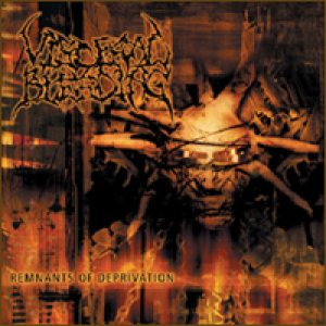 Visceral Bleeding - Remnants of Deprivation cover art