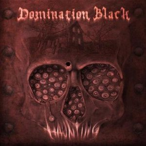 Domination Black - Haunting cover art