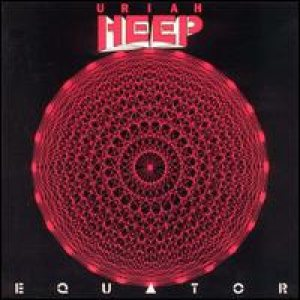 Uriah Heep - Equator cover art