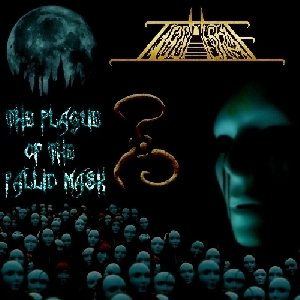 The Ziggurat - The Plague of the Pallid Mask cover art