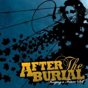 After the Burial - Forging a Future Self cover art